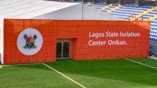 Cibiyar kula da masu dauke da cutar Coronavirus a Lagos