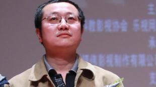 中國科幻作家劉慈欣