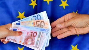 Nạn tham nhũng trong Liên Hiệp Châu Âu. Ảnh minh họa.