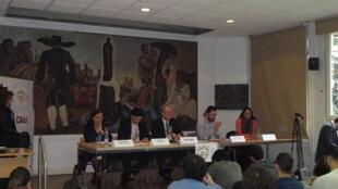 """Debate """"novos Rumos para o Brasil"""", na Sorbonne, dia 28 de Março de 2018"""