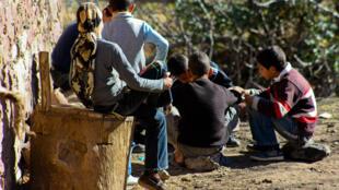 En Marruecos, para los jóvenes con pocos recursos, los estudios superiores no son una opción.