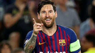 Lionel Messi is the leading striker in the Spanish SuperCup with 13 goals.