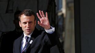 法国总统马克龙向安理会建议组成一支撒哈拉联合反恐部队