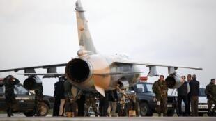 2011年2月21日,拒绝轰炸示威民众的利比亚飞行员逃往马耳他。