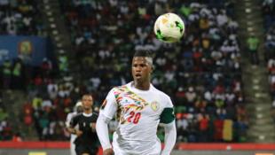 Le Sénégalais Keita Baldé.