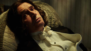 Rupert Everett plays 19th Century writer Oscar Wilde in his directoral debut 'The Happy Prince'