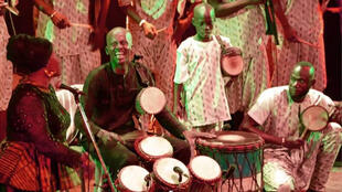 Cheikné Cissoko, initiateur du festival «La nuit du Tama».