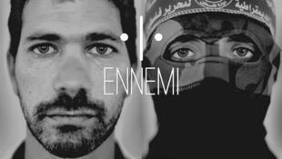Ennemi, un projet de réalité virtuelle du photojournaliste Karim Ben Khelifa.