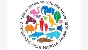 Эмблема конференции по биоразнообразию.