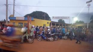 Imagem sobre as eleições do Benim onde a abstenção é de 80 por cento.