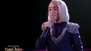 O cantor francês Bilal Hassani, de 19 anos, é o representante da França no Eurovisão 2019.