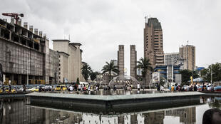 Une vue de Kinshasa,la capitale congolaise. (Photo d'illustration)