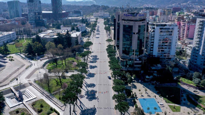 Coronavirus: l'Albanie opte pour des mesures drastiques de confinement