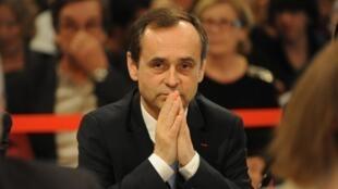 Béziers mayor Robert Ménard