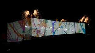 """""""Open!"""" put on by Group F opened the 67th Avignon Festival"""