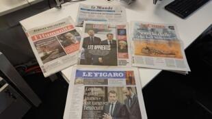 Diarios franceses  20.12.2018