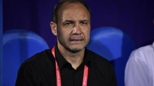 Le Français Sébastien Migné.