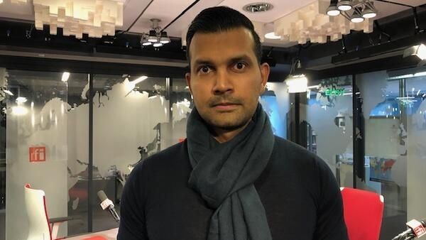 Nitish Monebhurrun, professor de Direito da UniCEUB.