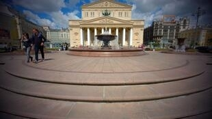 Большой театр в Москве