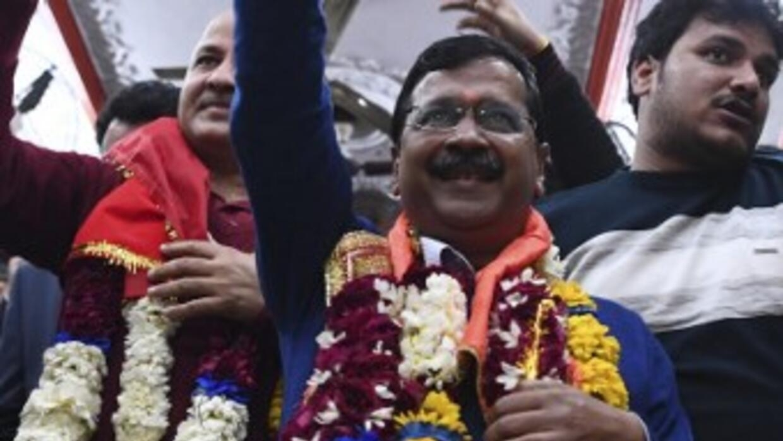 Inde: Arvind Kejriwal, de l'activisme social à la politique