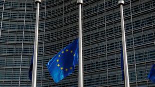 Sede da Comissão Europeia, Bruxelas.