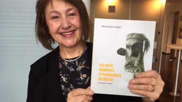A professora em literatura comparada Leonor Lourenço.