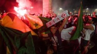 Bạo động ở Pháp sau chiến thắng của đội tuyển Algeri vào chung kết Cúp Châu Phi.
