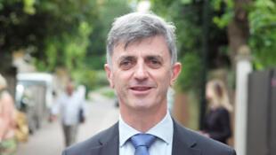 Jacques Maire, député LREM, vice-président de la commission des Affaires étrangères de l'Assemblée nationale.