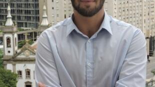 Emmanuel Colombié, diretor do departamento América Latina da ONG Repórteres sem fronteiras