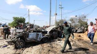 Samedi 28 décembre 2019, la capitale somalienne a été frappée par un attentat à la voiture piégée.