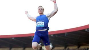 Greg Rutherford, campeão olímpico em salto, congelou esperma com medo do zika nos Jogos do Rio.