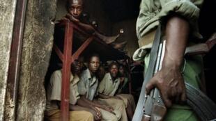 Wasu 'yan tawayen Hutu na Rwanda