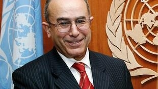 Algerian Foreign Affairs Minister Ramtane Lamamra