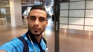 Ali Adnan, jogador iraquiano do Udinese