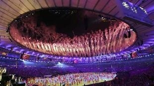Russian athletes were banned from competing at the 2016 Olympics in Rio.