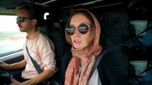 دو تن از بازداشت شده گان، ژولی کینگ و مارک فیرکین، یک زوج «سفرنامه نویس» هستند. آنها هفته پیش در نزدیکی شهر تهران دستگیر شدند و اکنون در زندان اوین هستند.