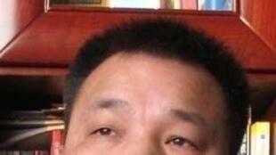 中国知名记者陈杰人 资料照片