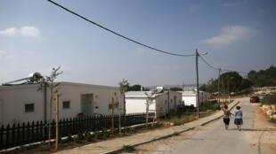 Terreno que Israel pretende se apropriar está localizado entre Jerusalém e o bloco de assentamentos de Gush Etzion (foto), no sul da Cisjordânia.