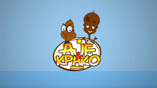 « Aje and Kpako » est une série d'animation de la nigériane Eguvwe Yugbovwre.