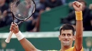 Djokovic vence Berdych, e conquista o Masters de Monte Carlo.
