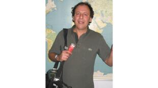 Toufik Benaichouche, grand reporter à RFI.
