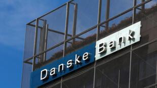 Le siège de la filiale estonienne de la Danske Bank, le 3 août 2018 (Illustration).
