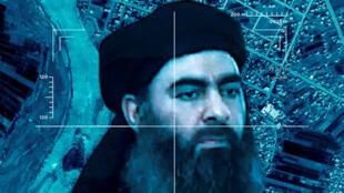 Abu Bakr al-Baghdadi continua no comando dos últimos rebeldes no bastião do grupo Estado Islâmico.