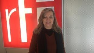 Maria Lucia Fattorelli, coordenadora da ONG Auditoria Cidadã da Dívida