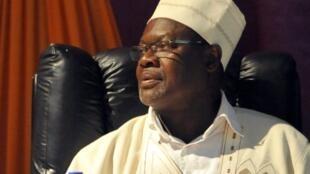 Ablassé Ouedraogo lors du congrès du Faso Autrement dimanche 7 juin 2015.