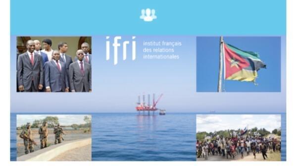 """Decorreu no IFRI um debate sobre """"As Crises deMoçambique""""."""
