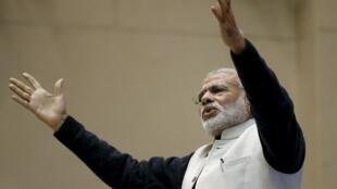 Welcome to India - Prime Minister Narendra Modi