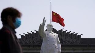 Chine -Wuhan - Mao Zedong - coronavirus