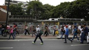 Après l'augmentation du prix du ticket de métro, les habitants de Caracas craignent une augmentation sur le prix du ticket de bus.