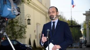 Эдуар Филипп объявил о продлении карантина во Франции